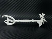 Disney Tinkerbell Ed. Key 1:1 Accurate Scale High Detail 3D Print Custom - White