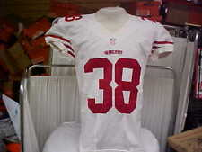 2012 NFL San Francisco 49ers Game Worn Team Issued Jersey Player  38 Size 40 0f26cce44