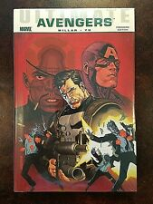 Ultimate Comics Avengers Vol 2: Crime and Punishment Brand New Hardcover