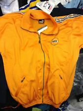 PUMA KING TRACKSUIT TOP IN  34/36 inch AT £18 POYESTER YELLOW boys