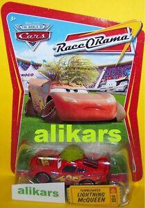 R - TUMBLEWEED McQUEEN - #88 Race O Rama Collection ROR series Disney Cars auto