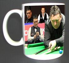 Snooker Jimmy White LUCKY TAZZA. EDIZIONE limitata, Cue, etc OTTIMO REGALO