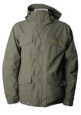 QUIKSILVER MEN'S DOUBLE DAFFY SNOWJACKET Size Large ARMY