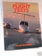 FLIGHT TESTS by Alan E Bramson, NEW HARDBOUND AVIATION  BOOK , Sale $21.89