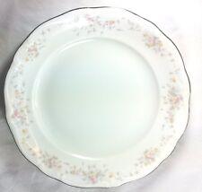 JOHANN HAVILAND FLORAL SPLENDOR, 4 DINNER PLATES