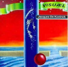 De Koninck, Jacques: Visuael Import Audio CD