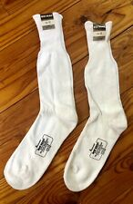 Vintage Jc Pennys Big Mac Cotton Socks Size 12 - White - 740-1108