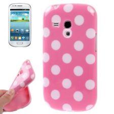 bumper étui de protection design pointillé Cadre Pour Samsung Galaxy S3 mini