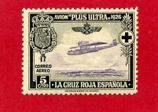 5 Cs. Briefmarke Spanien 1926 */**