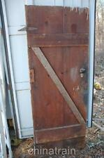 Antique Vintage Z Brace Door 77.25 x 29 7/8 x 0.75