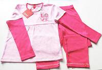 88e760d230 Schlafanzug Gr.104 116 128 140 Esprit NEU 100% Baumwolle Pyjama pink rosa  kinder