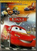 CARS - MOTORI RUGGENTI (2006) di John Lasseter -DVD EX NOLEGGIO - PIXAR / DISNEY