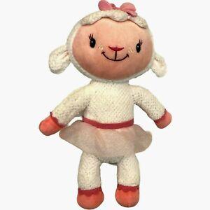 Disney Lambie Doc McStuffins Plush Doll Stuffed Animal Toy Ballerina Tutu Sewn