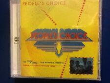 PEOPLES CHOICE. cd.  Plus bonus tracks