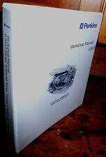PERKINS PHASER 1000 SERIES ENGINES SERVICE MANUAL w/BINDER