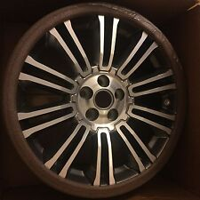 "1 x 19"" Original Land Range Rover Evoque Alloy Wheel  BJ3M-AA LR157 Genuine"