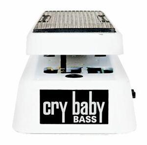 Dunlop 105Q Bass Crybaby Wah Wah Guitar Pedal