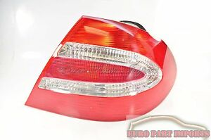 Mercedes-Benz W209 Right Side Passenger Tail Light Genuine Germany 2098200264