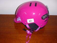 Giro Vault Snowboard Helmet Ski Helmet Girls Pink Shock Resistant  Size  Small