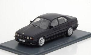 BMW M5 E34 SEDAN 1994 BLACK NEO 43311 1/43 RESINE SCHWARZ NOIRE NOIR NEGGRA