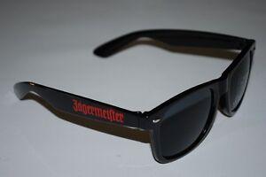 Jägermeister Sonnenbrille in schwarz - Nerdbrille - Jägermeister Partybrille ++