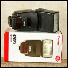 Canon Speedlite 420EX Shoe Mount Flash for ALL EOS Digital SLR