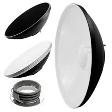55cm Studio Beauty Dish with Honeycomb and Diffuser (White) – Profoto Fitting