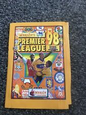 Merlin 98 Premier League Football Stickers Un Opened  Packet Sealed 1998