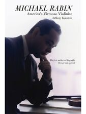 Michael Rabin America's Virtuoso Violinist Reference Biography MUSIC BOOK