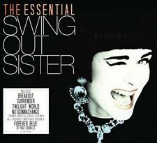 SWING OUT SISTER THE ESSENTIAL CD (Greatest Hits / Very Best Of)
