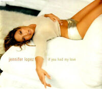 Jennifer Lopez ‎Maxi CD If You Had My Love - Europe (M/EX)
