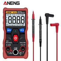 ANENG True RMS Smart Fully Auto Range LCD Digital Multimeter with NCV Backlight