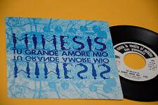 "MIMESIS 7"" 45 LA MIA INGENUITA' 1°ST ORIG ITALY PROG 1977 EX TOP RARE !!!!!!!!!!"