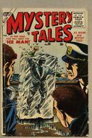 Mystery Tales #38-1956 gd/vg 3.0 Tony DiPreta Al Hartley Marvel Atlas