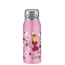 alfi Isolierflasche isoBottle Kids Edelstahl Princess 0,35 l Trinkflasche Kinder