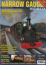 Narrow Gauge World - Issue 68     March/April 2010 - New