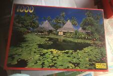 1 Caja x 1000 Piezas de Rompecabezas oriental Tahiti Bali Hai Hotel. tamaño 685 X 485 mm