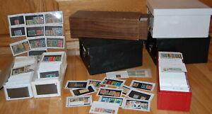 Huge Dealer Liquidation Lots $50+ Catalog Value 1800s 1900s Mint Used Free Ship