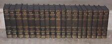 Oeuvres de bossuet (tomes 1 a 19) série reliée, imp lebel 1815