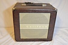 Califone 1815K Portable Record Player Turntable Works  Rare Great Find WOW