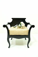 chair for dolls 1/4 dollhouse furniture 16-18 in Tonner BJD Rolled Arm Chair DIY