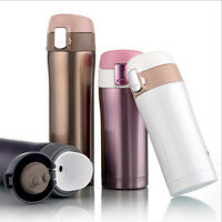 350ML Stainless Steel Travel Mug Coffee Vacuum Insulated Thermal Cup Bottle 1PC