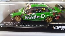 1 43 Apex Replicas FG X Falcon #55 Reynolds/canto 2015 Bathurst Pole Winner