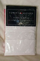 Tommy Hilfiger Standard Size Cotton Pillowcases Lafayette Square Floral NEW NWT
