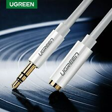 Ugreen 3.5mm Male to Female Audio Extension Cable Headphone Adapter for Phone TV