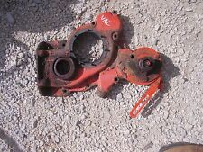 Case Vac tractor engine motor front cover panel & water pump
