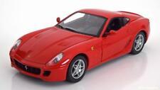 1:18 Hot Wheels Ferrari 599 GTB Fiorano 2006 red