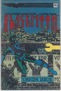 Blackmoon #1 - 3 Solson / U.S. Comics Complete run 80's indie comic series HTF