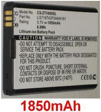 Batería 1850mAh tipo LI3719T42P3h644161 Para ZTE Nova 4.0