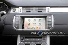 """Navegador RANGE ROVER EVOQUE 8"""" Resistivo - Android, GPS, Wifi, 3G, USB, SD"""